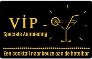 VIP-kaarten printen voorbeeld